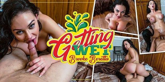 Brooke Beretta uporn Getting Wet