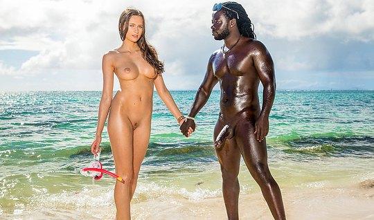 hqporn girl at resort sex black big porno