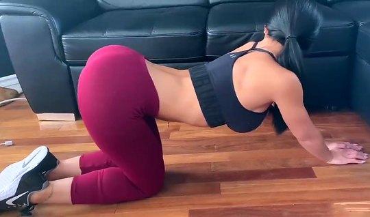 gonzo porno Wife big dick husband porn dig home fitness